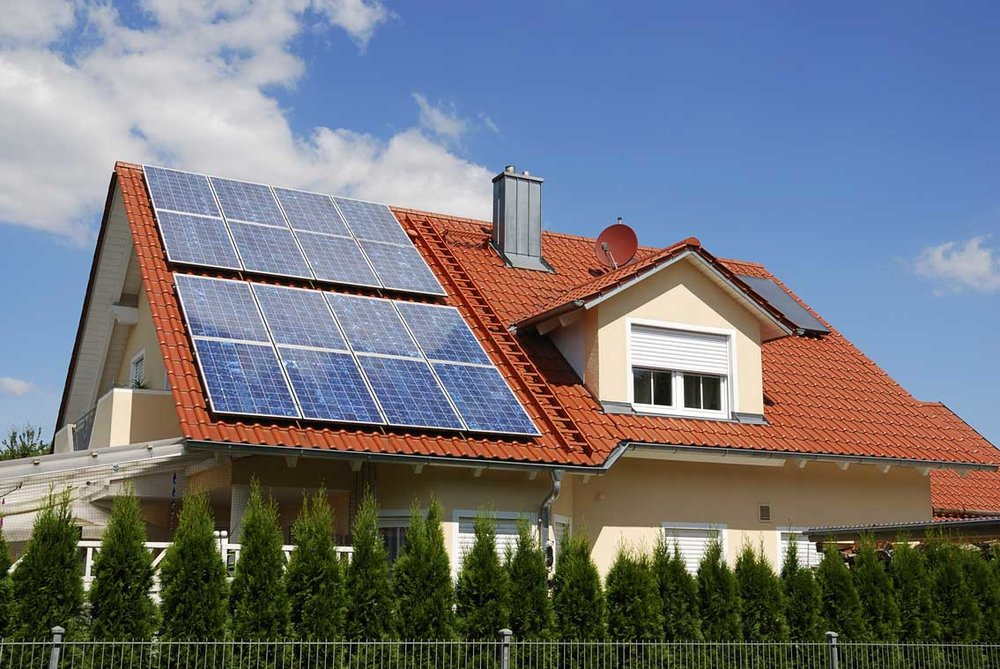 BIGGER, MORE AMBITIOUS PROJECTS THAT CAN MAKE YOUR HOME GREENER -
