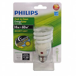Philips CFL -