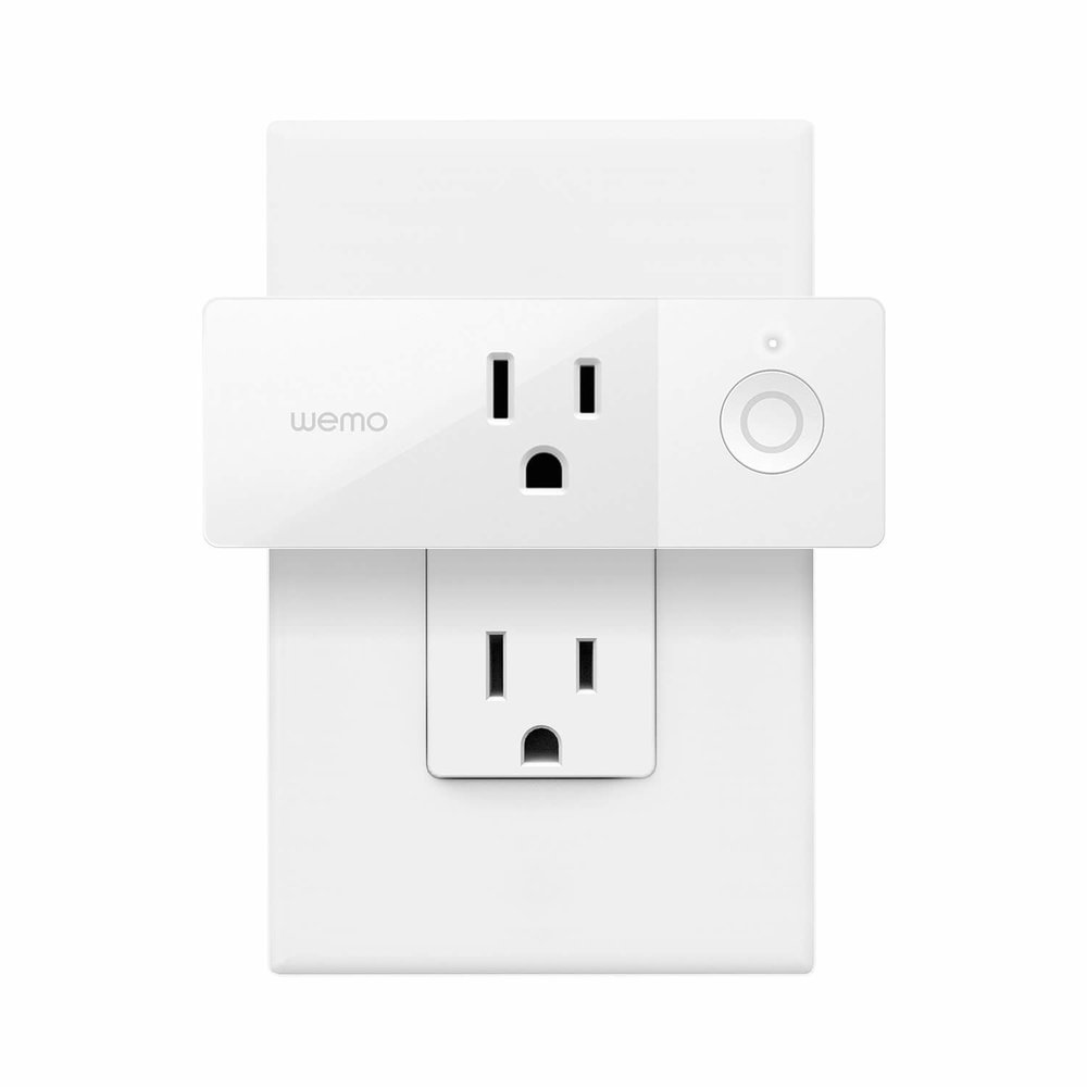 WeMo Mini Smart Outlet -