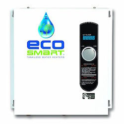 Ecosmart Electric Tankless Water Heater -