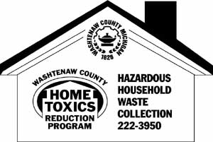 Washtenaw County Home Toxics Collection Center