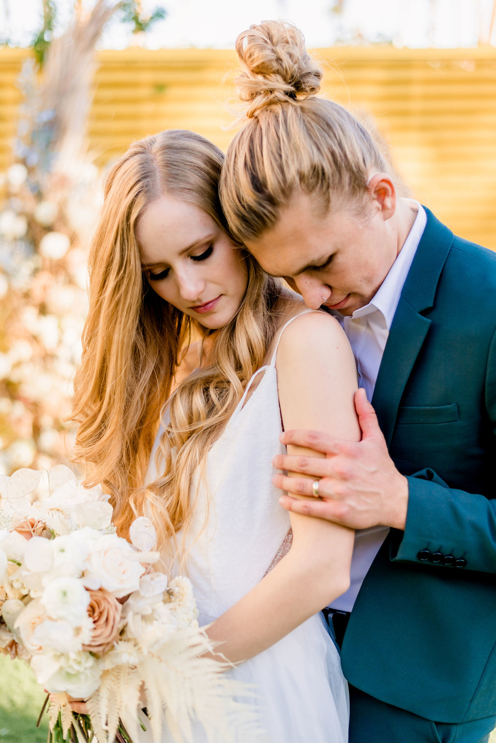 Palm Springs Elopement -