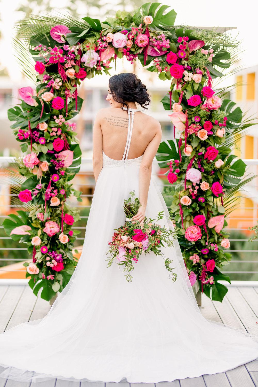 The Saguaro Wedding -