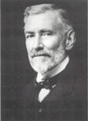 Sir Horace Plunkett, 1924 - Courtesy The Plunkett Foundation.