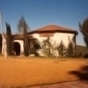 The Trabuco shrine mid-1970s. - Unknown photographer.