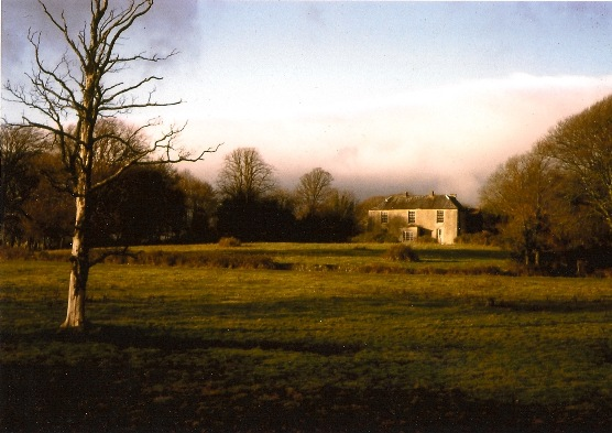 Heard's boyhood home at Ballintubber (Ballintubbrid), Carrigtwohill, County Cork, Ireland. - Photograph by Geoffrey Thompson. Used by kind permission of Geoffrey Thompson and Peter Thompson.