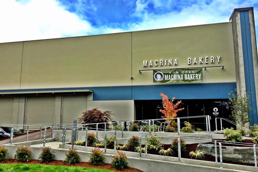 Macrina Production Bakery -