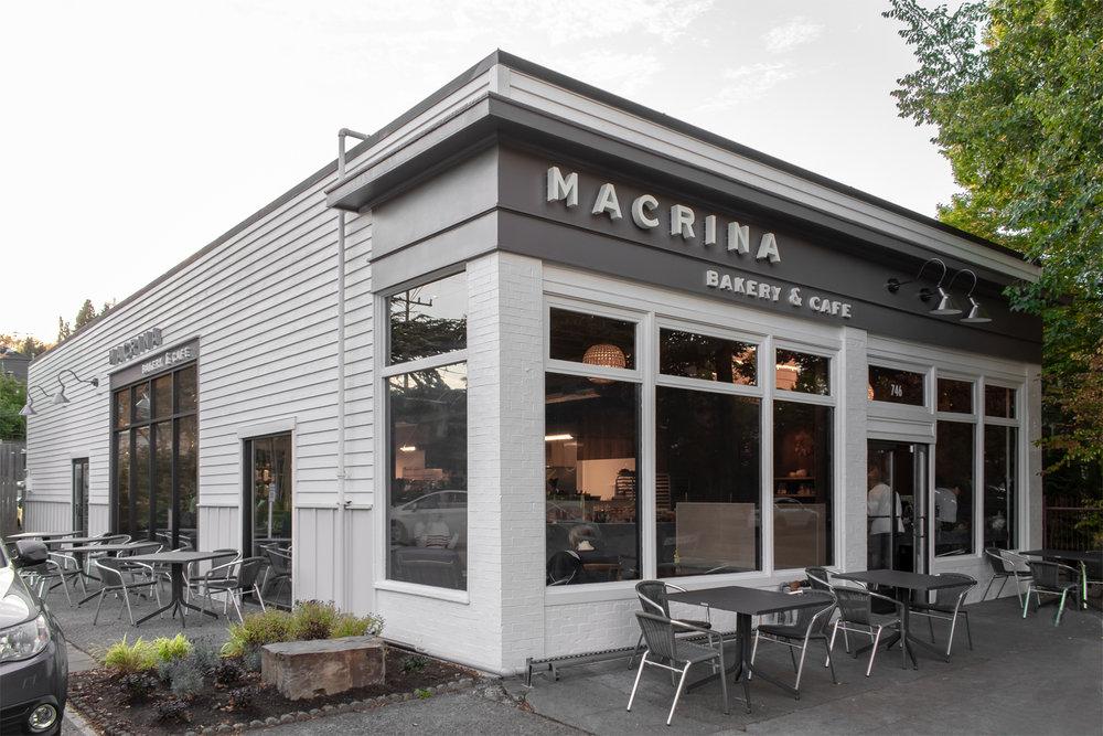 Macrina Bakery Aloha -