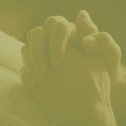 PRAYER - Let us know how we can be praying for you this week