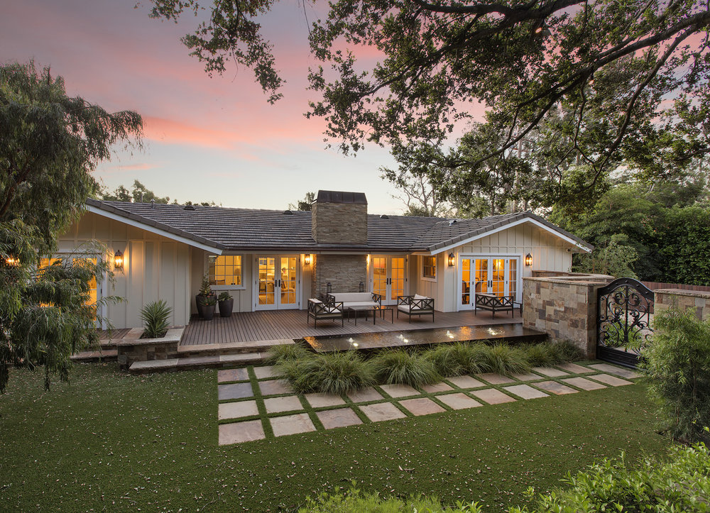 Oak Knoll - Montecito, CA