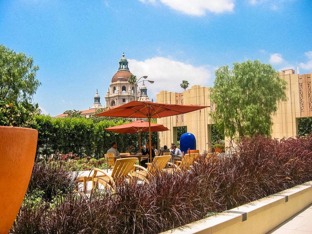 Western Asset Plaza - Pasadena, California