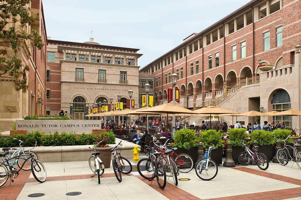 USc ronald tutor campus center - Los Angeles, California