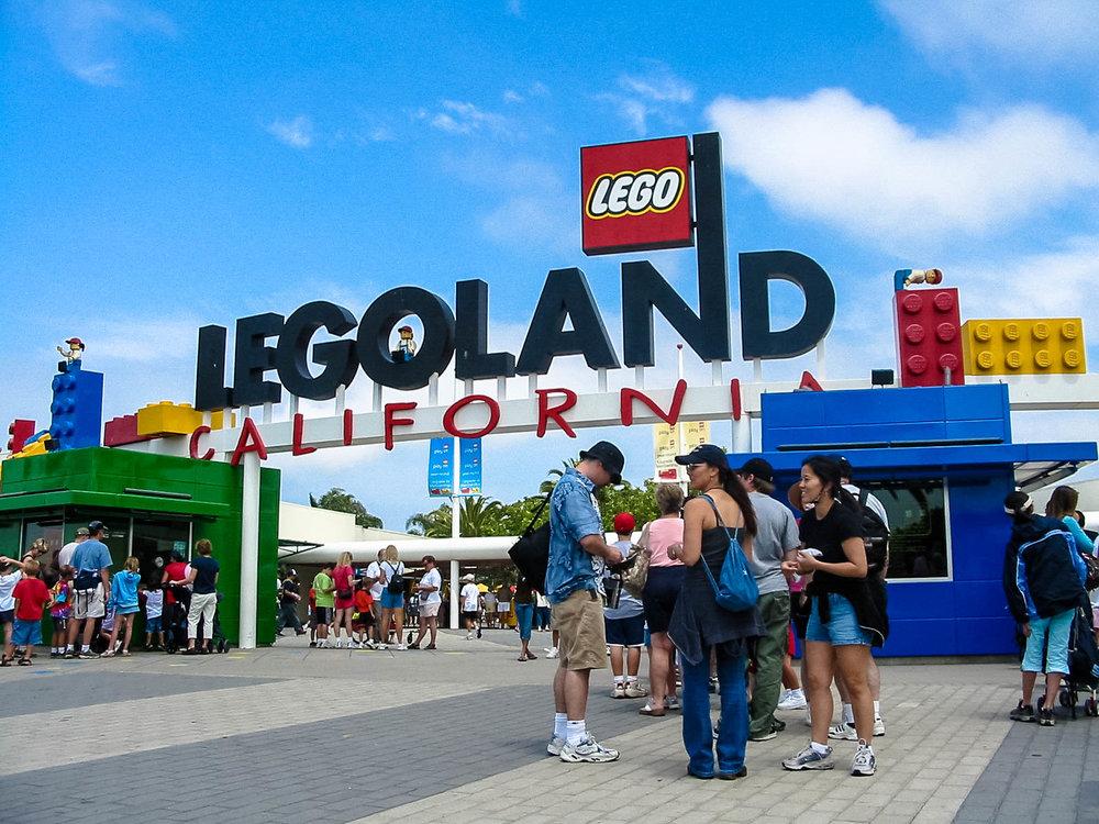 Legoland - San Diego, California