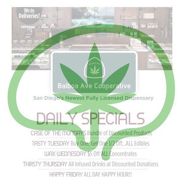 📣Attention San Diego Patients 📣 We just made a fresh drop of some our favorite flowers with our friends at @balboa.ave  If you haven't yet stopped in definitely check them out. Insane specials and they'll even deliver to your door if you have a case of the Mondays 💃🍁🚪 . . . . #organixx  #weedstagram  #kush  #stonerchick  #sandiego #cannabis  #420girls  #weedgram  #f4f  #bud  #dank  #topshelflife  #collective #stonerday  #marihuana  #pot  #tokerlifestyle  #bongbeauties  #swm  #deliveryservice #ftp  #mondays  #caseofthemondays