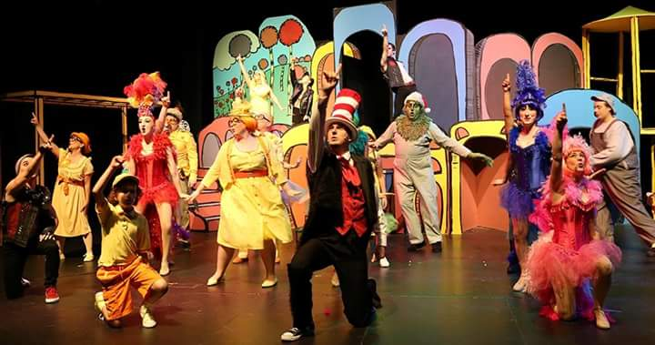 "Big noise Theatre. ""Seussical the musical."""