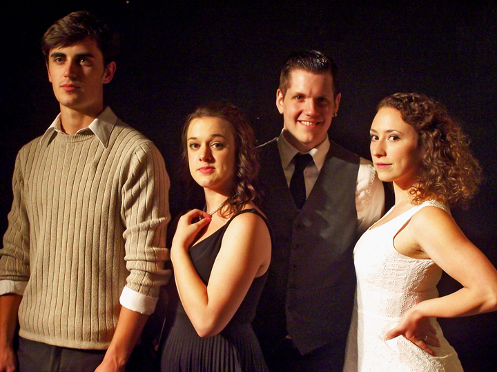 "CANTERBURY SUMMER THEATRE. ""CLOSER THAN EVER."""