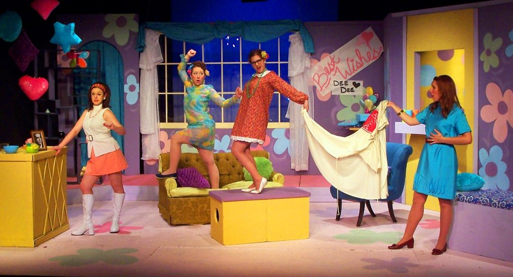 Canterbury Summer Theatre, Why Do Fools Fall in Love?