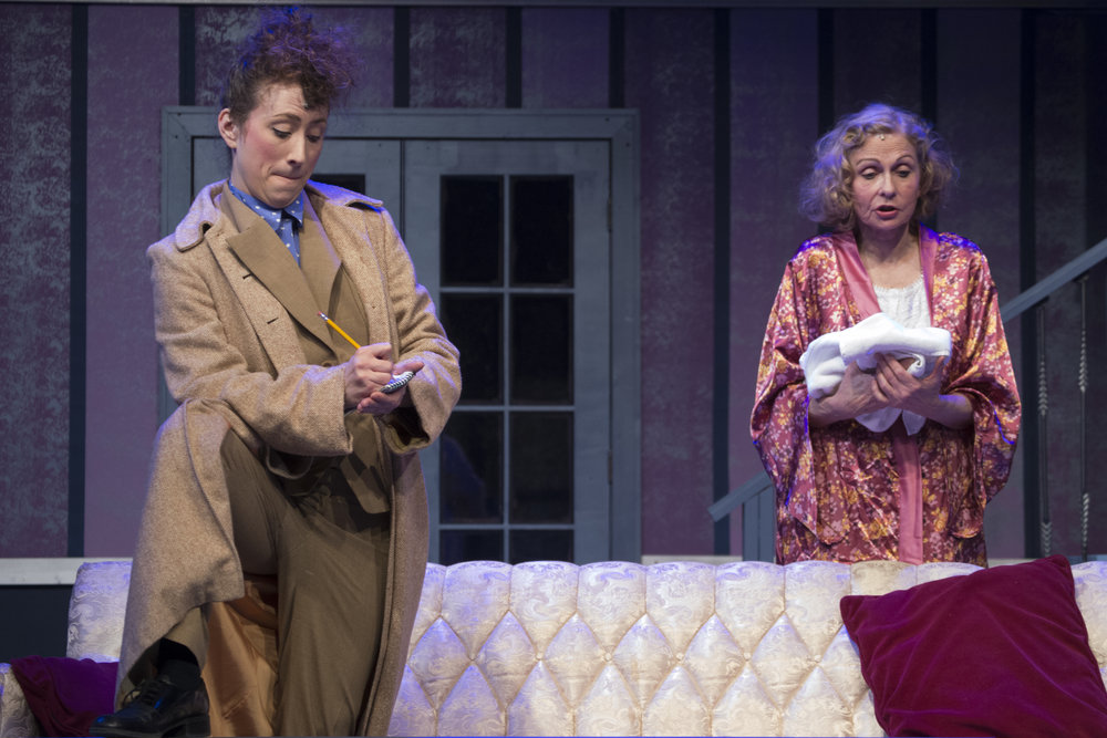 Jedlicka Performing Arts Center, The Game's Afoot