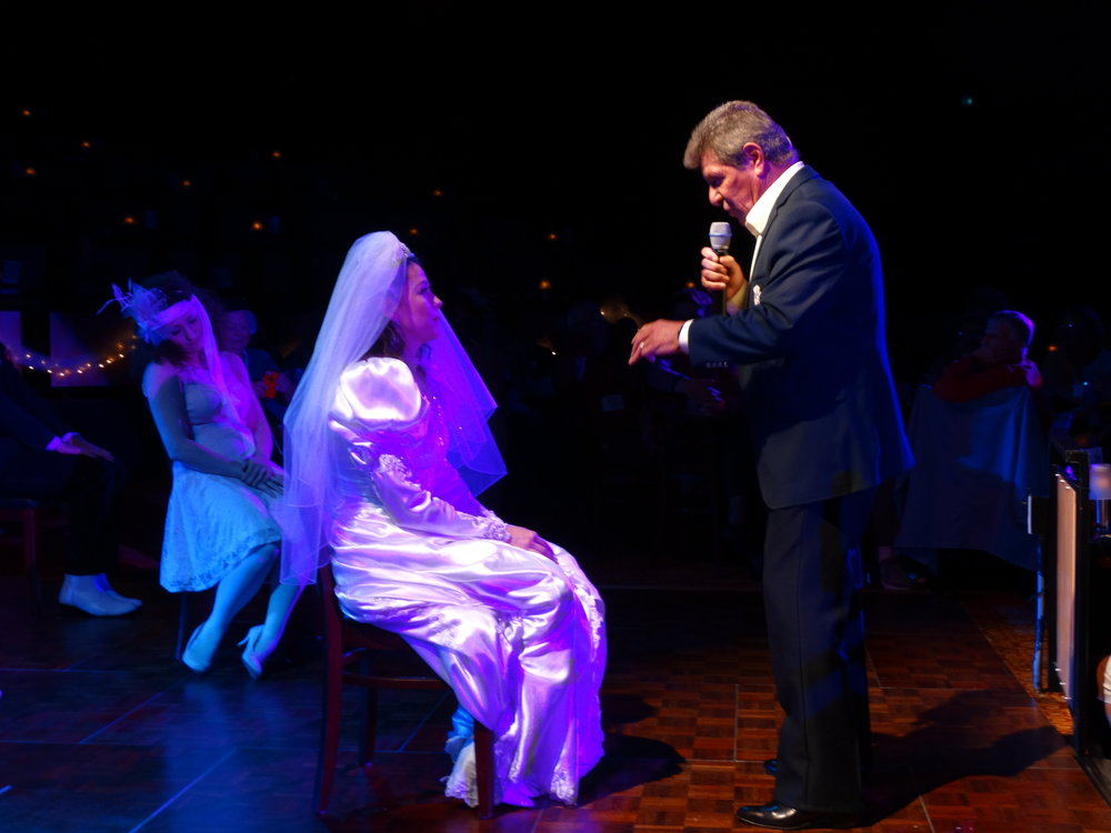 Palace Theater Wisconsin Dells, Wedding Italiano feat. Frankie Avalon