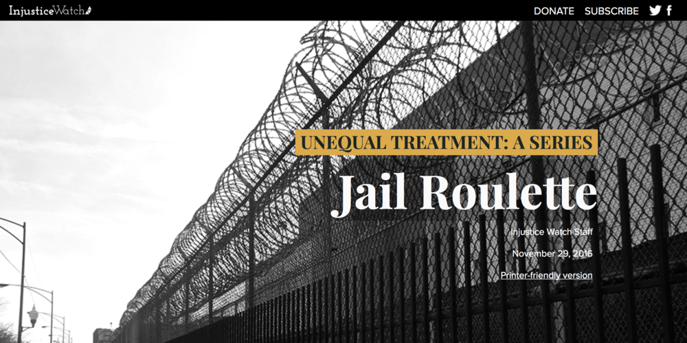 Jail Roulette