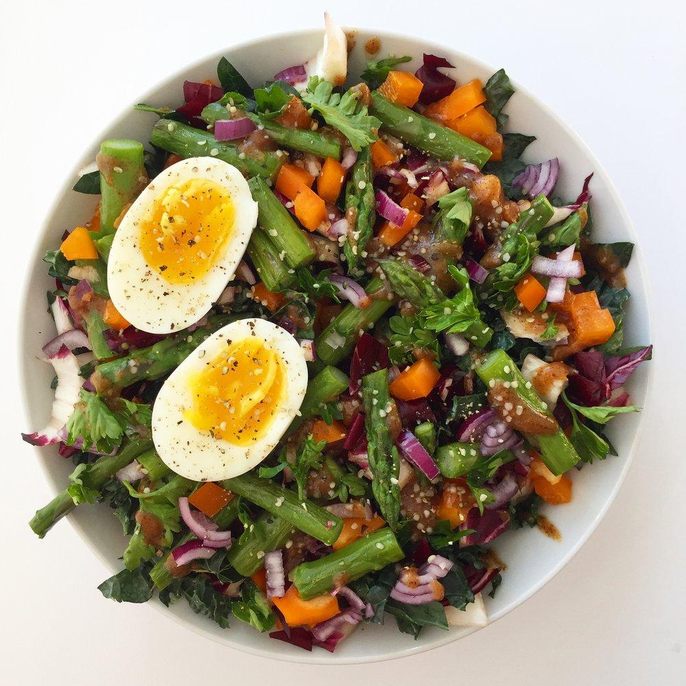 asparagus kale almond salad.JPG
