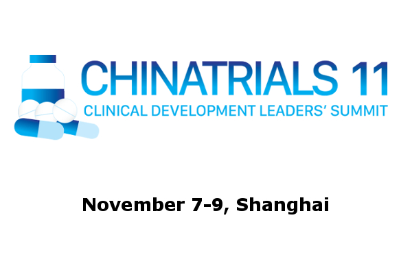 - The annual CHINATRIALS Summit has established itself as the must-attend industry-focused event for global clinical development executives in China. You will meet hundreds of new contacts as you network with over 400 of your global clinical peers. CHINATRIALS draws the highest ratio of pharmaceutical/biotech attendees of any Asia-focused clinical development conference and is the only clinical event you need to attend this year to stay updated on China's fast-moving clinical development industry.Launched in 2008, CHINATRIALS brings together 400 senior-level clinical development executives from established and newly formed multinational and domestic pharmaceutical and biotechs companies.