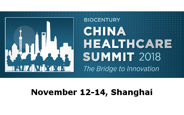 - Organized by BioCentury, the 5th BioCentury China Healthcare Summit will gather top thinkers from industry, academia and finance to identify who will lead China's biopharma innovation ecosystem, how innovation will be funded, and the business strategies required to transform both domestic and multinational biopharmas and medtech companies as China advances its innovation agenda. Attendance is limited at this strategic, VIP-only event to ensure intimate dialogue and networking among peers.Launched in 2014, BioCentury China Healthcare Summit brings together 400 attendees each year for unparalleled networking between industry, academia and finance executives leading China's healthcare innovation push.