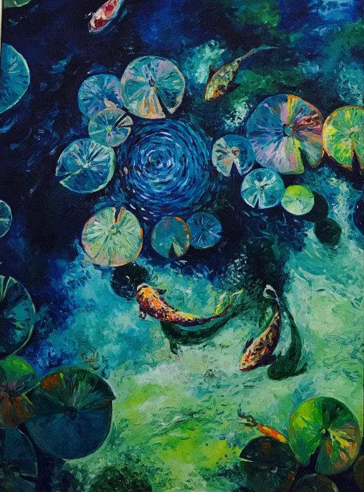 Life Under Water (2017)