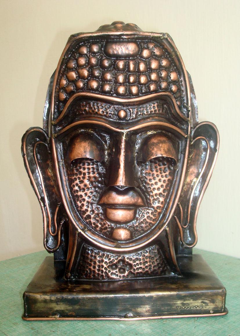 Buddha Head (2013)