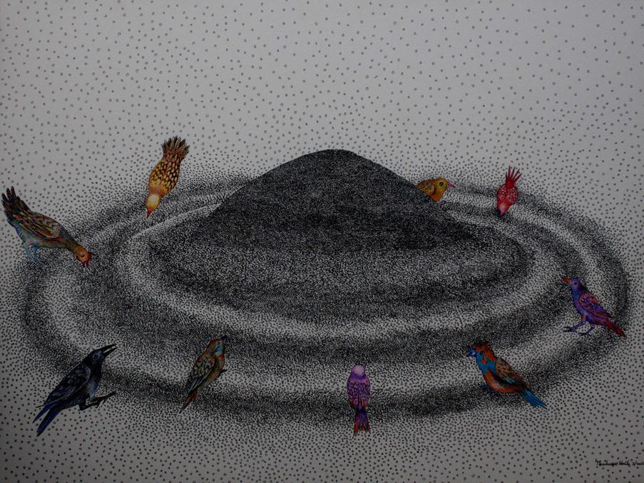Untitled [Birds I]