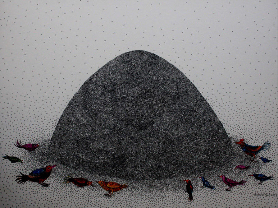 Untitled [Birds II]