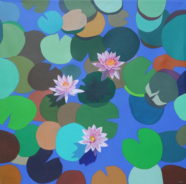 Untitled [Lilypads] (2016)