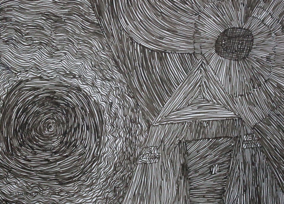 Untitled [House] (2017)