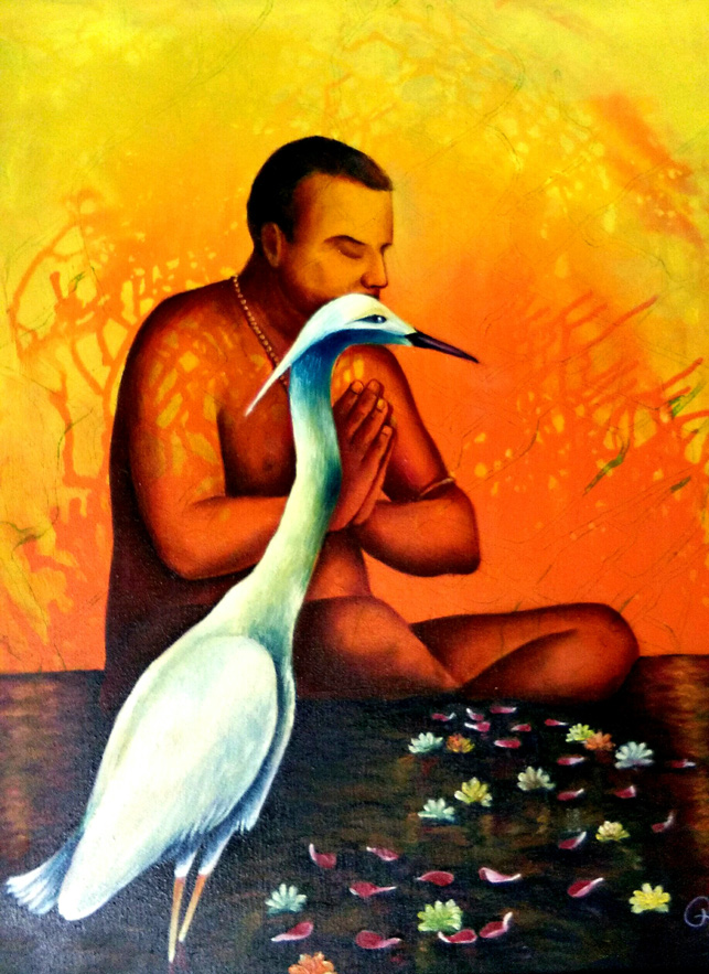 Yogi for Varanasi (2016)