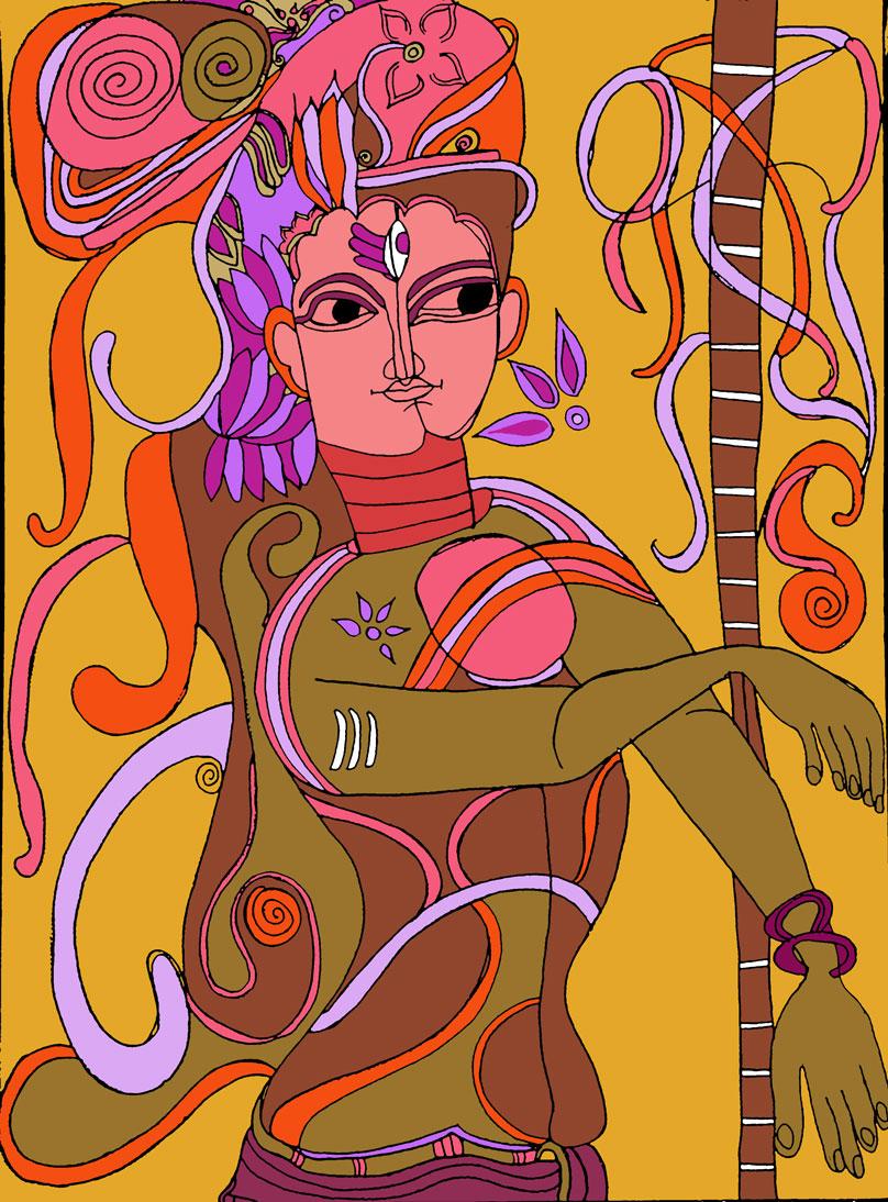 Ardhnareeshwar (The Shiva) (2016)