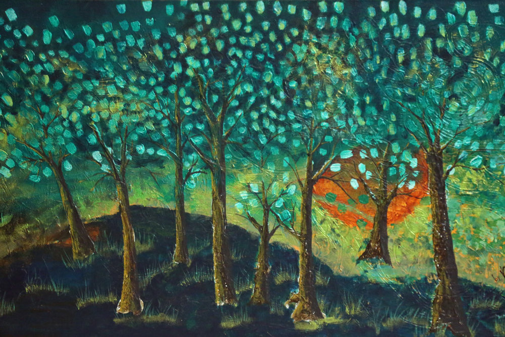 Sunset Green (2014)