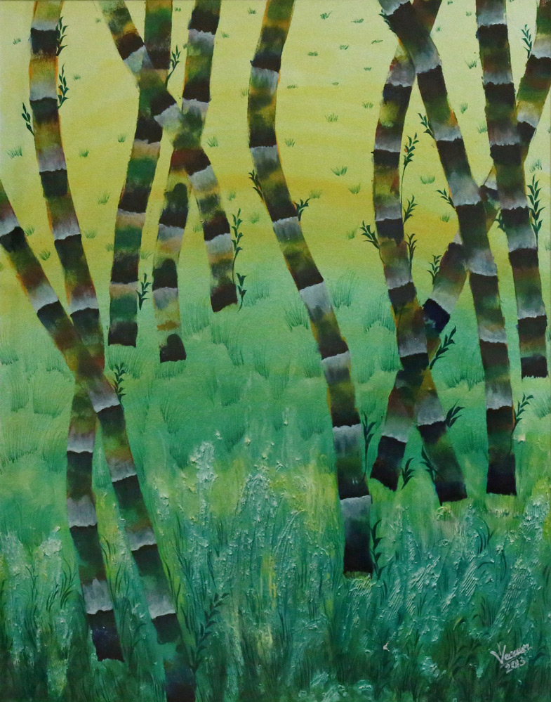 Aesthetic Bamboos (2013)