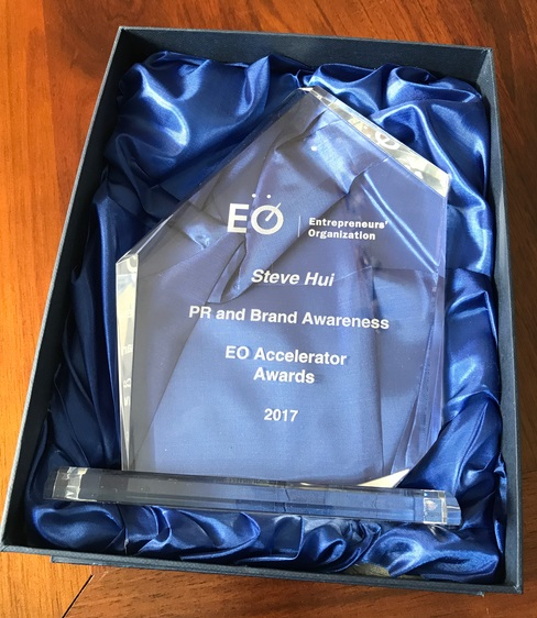 PR & Brand Awareness Award