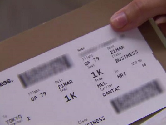 News.com - Travel Advice - Don't post your boarding pass