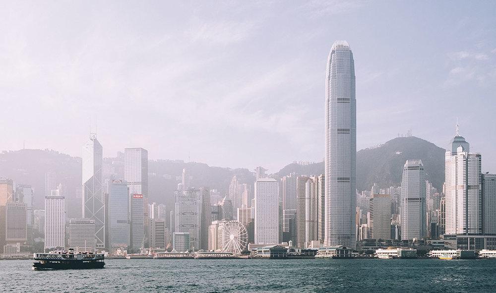 HONG KONG - FROM 120,000 POINTSRETURN BUSINESS CLASS