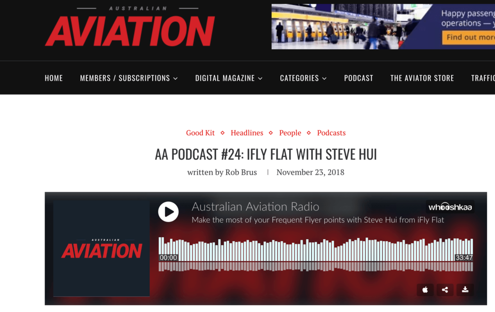 Australian Aviation Podcast - Ep#24
