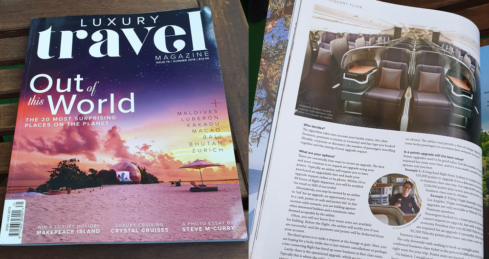 Luxury Traveller Summer 2018