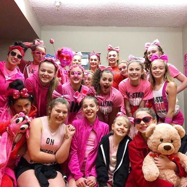 Happy Valentines Day from the Rainbow Girls! ❤️💗