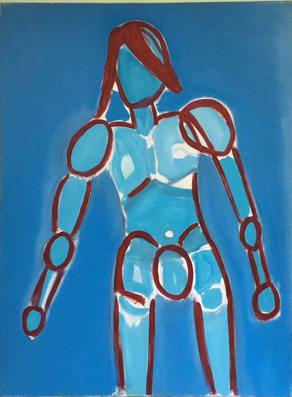 Tin Woman 30x40inches.jpg