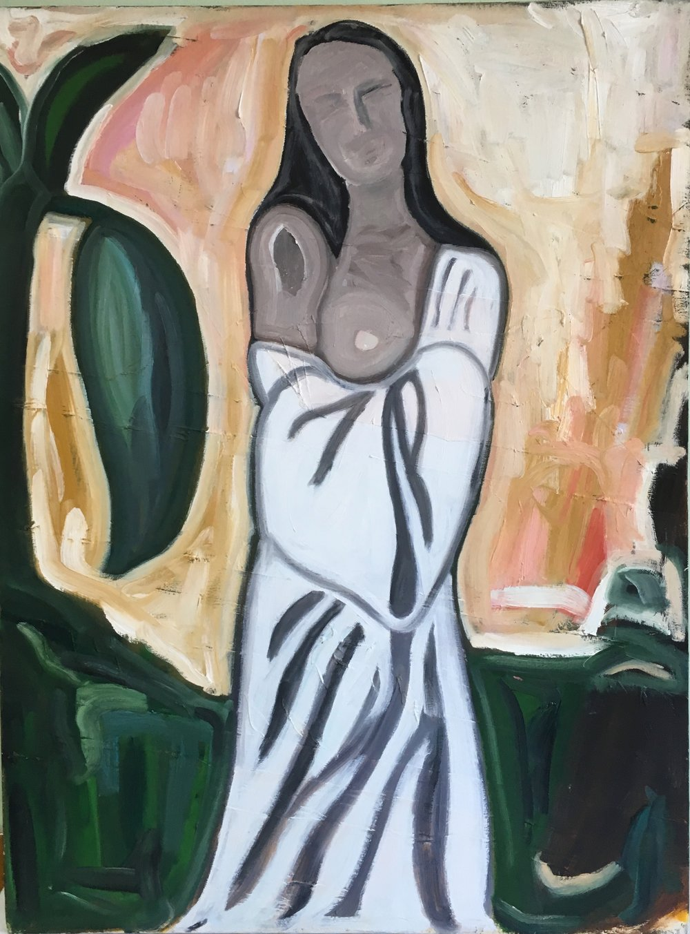 Island Girl 30x40inches.jpg