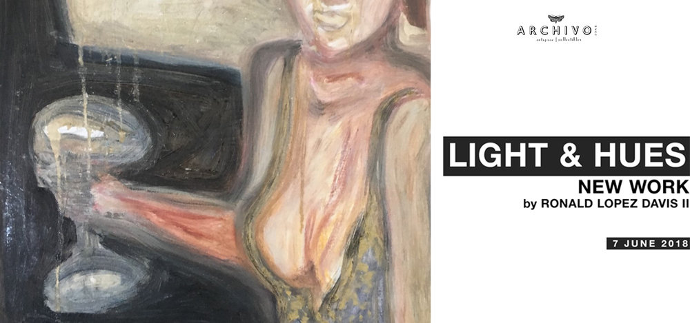 Light & Hues June 7 - June 28, 2018  Exhibition Link