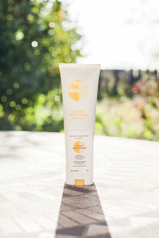 beautycounter safe sunscreen