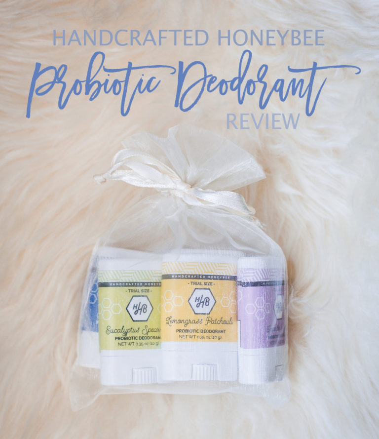 probiotic deodorant review