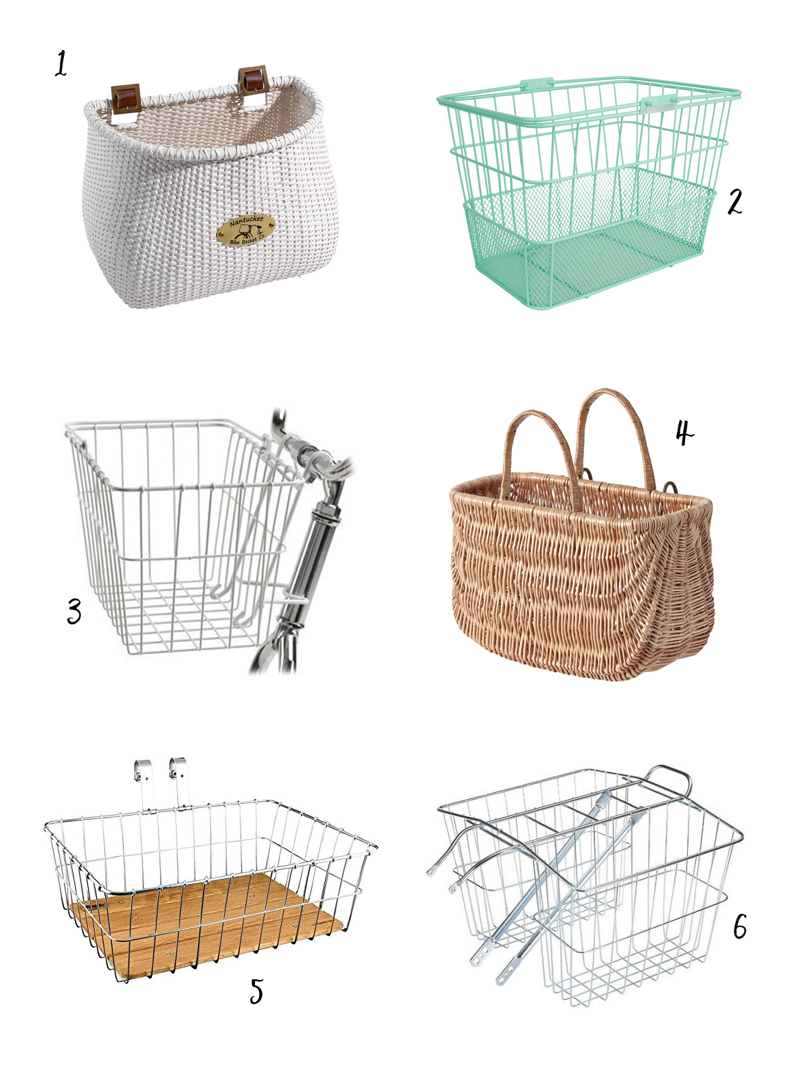 bike baskets wishlist