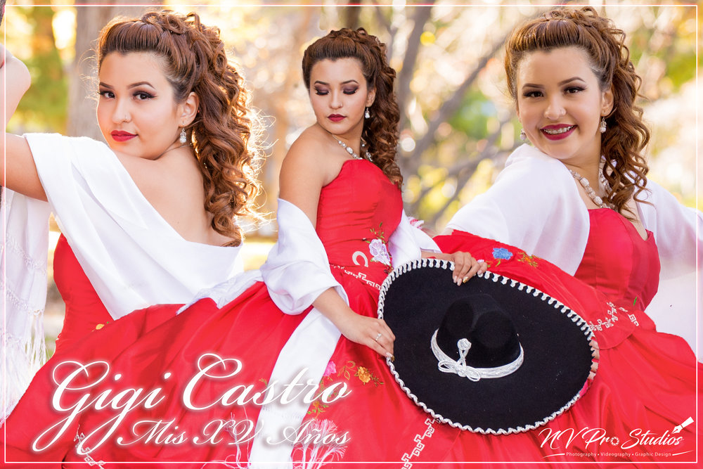 Carson City Photography | Quinceañera Photos